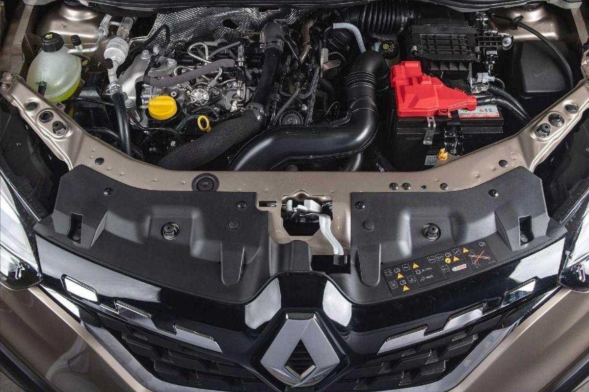 Renault apresenta o novo Captur restyling e motor turbo