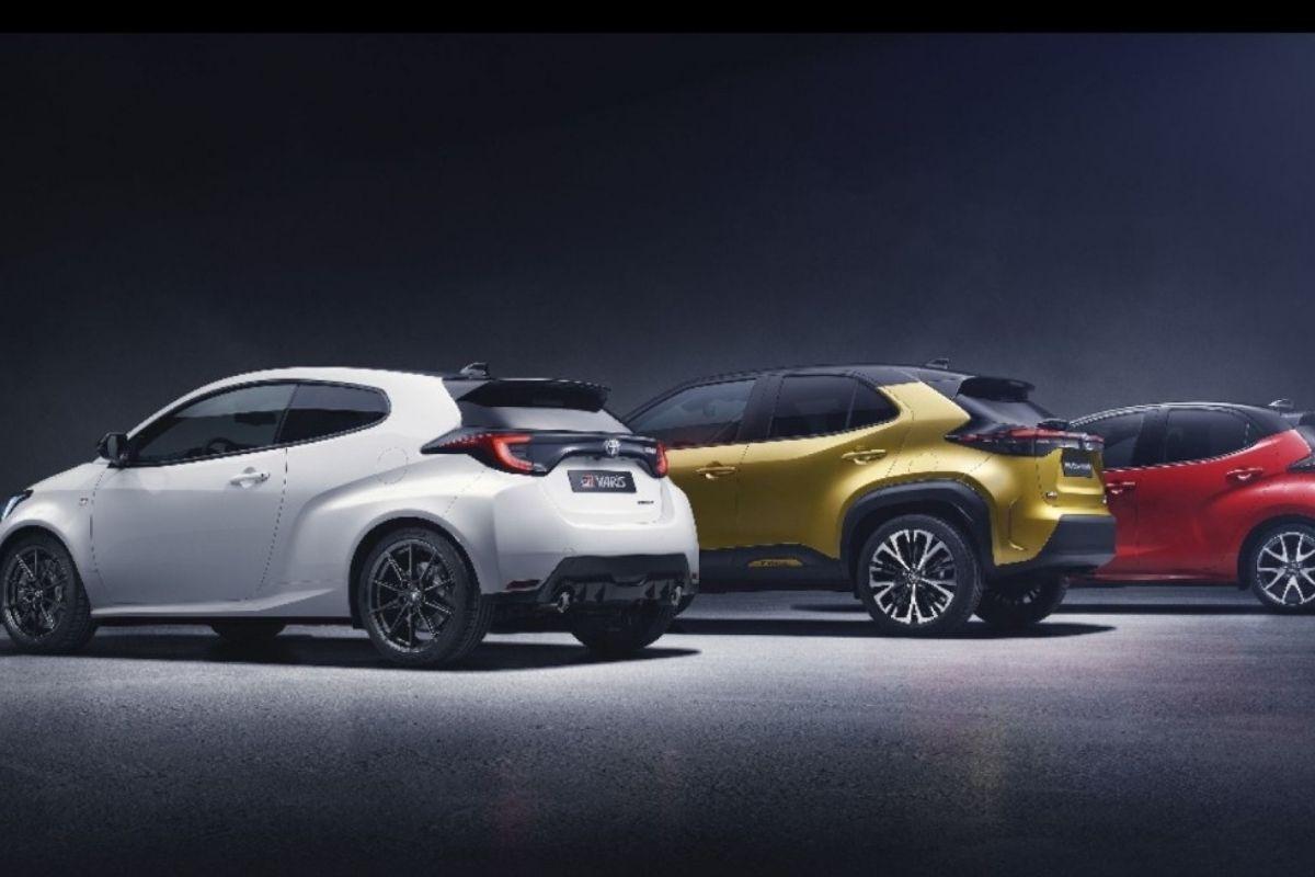Toyota pensa em um SUV menor que o Corolla Cross para a região
