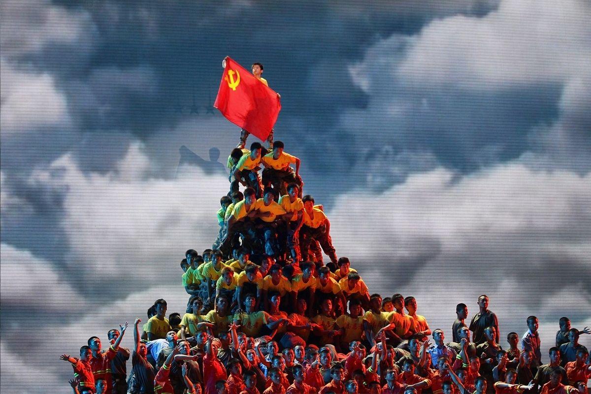 Um século de comunismo chinês