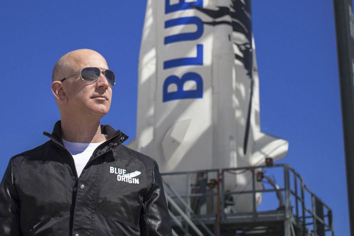 Veja como foi a viagem ao espaço do bilionário Jeff Bezos
