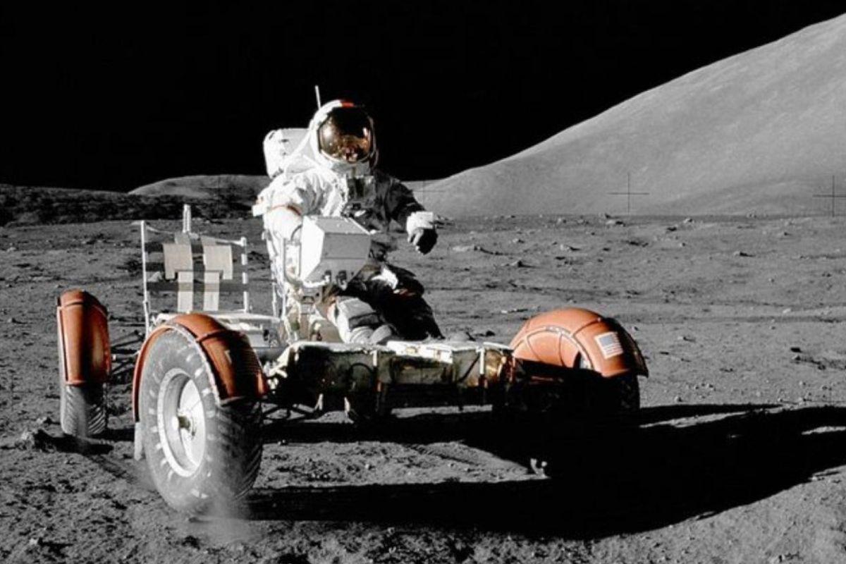 Você sabia que ainda restam três carros na Lua desde 1972
