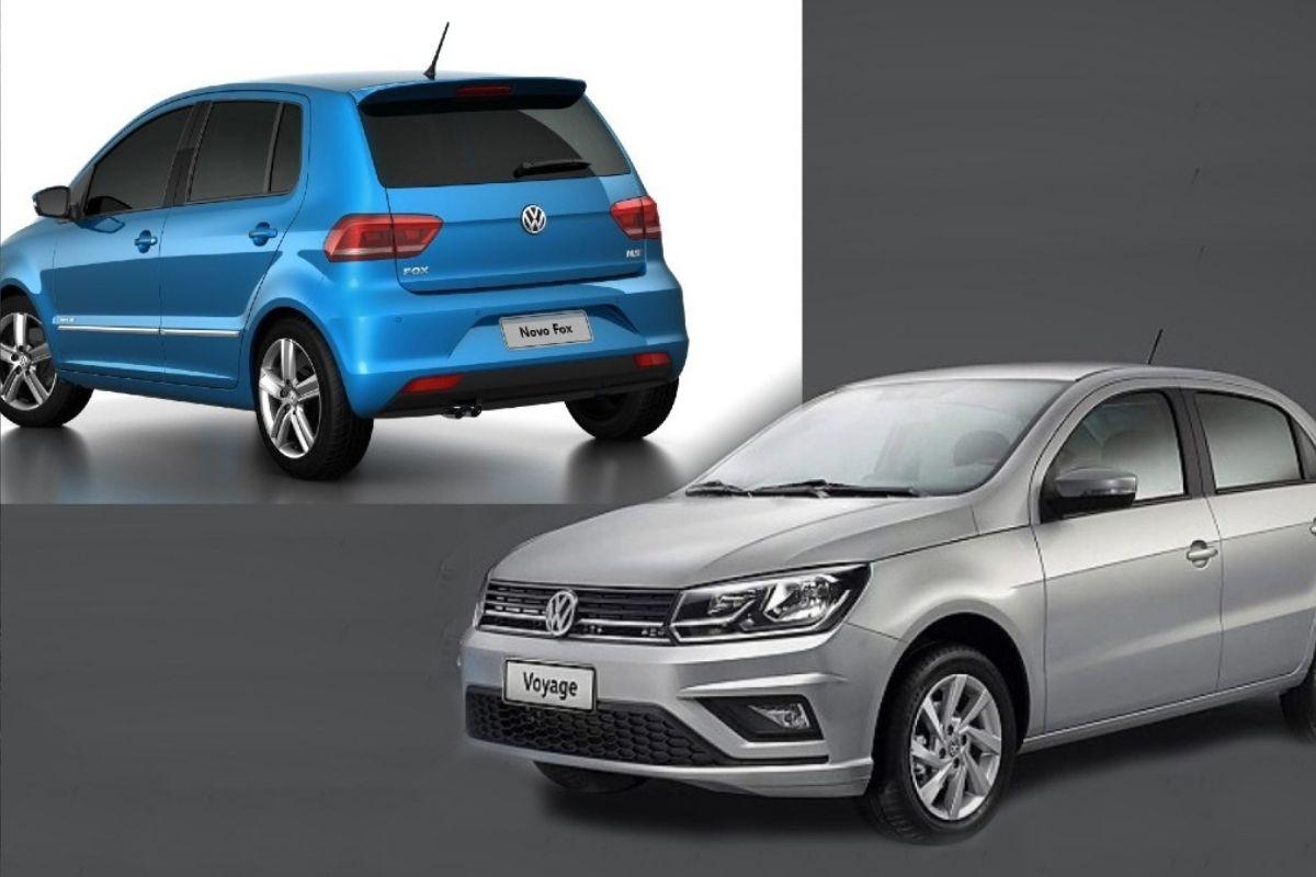 Volkswagen Fox e Voyage começarão a se despedir em dezembro