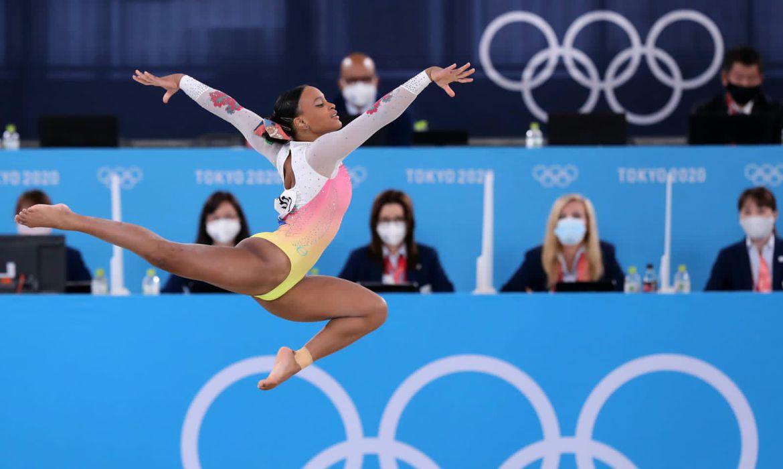com-duas-medalhas,-rebeca-andrade-encerra-participacao-na-olimpiada