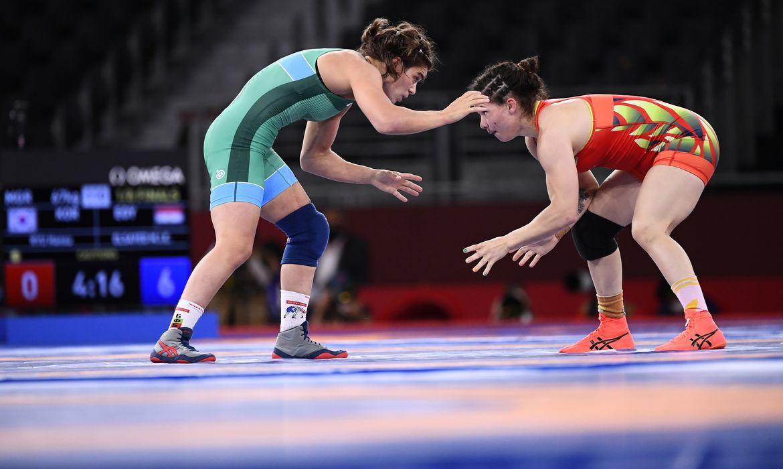 olimpiada:-lais-nunes-perde-no-torneio-feminino-de-wrestling