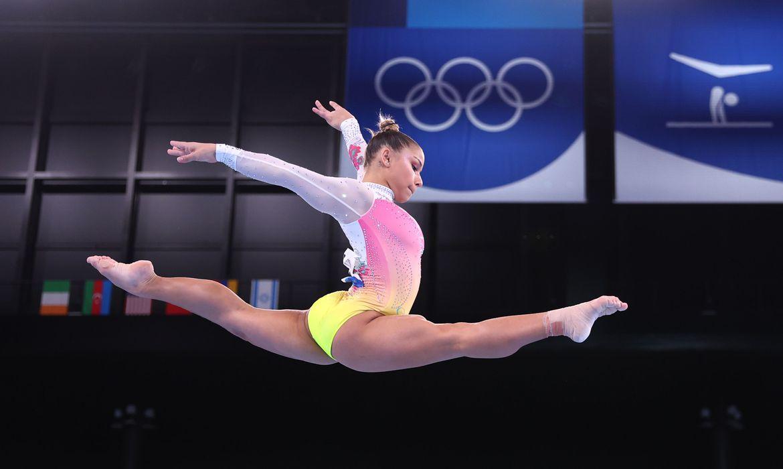 ginastica-artistica:-flavia-saraiva-fica-na-setima-posicao-na-trave