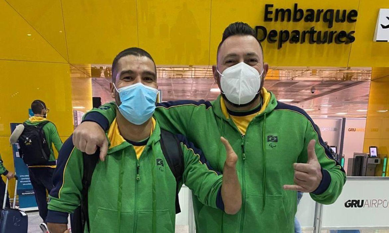 paralimpiada:-delegacao-brasileira-inicia-embarque-rumo-a-toquio