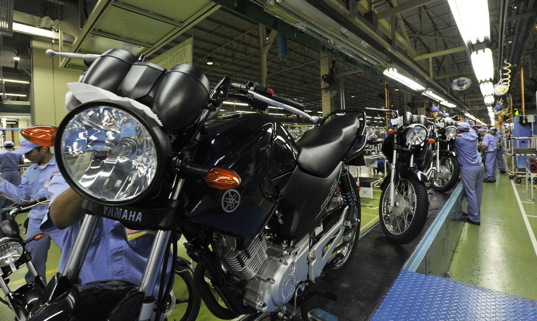 producao-de-motocicletas-cai-em-julho,-diz-abraciclo