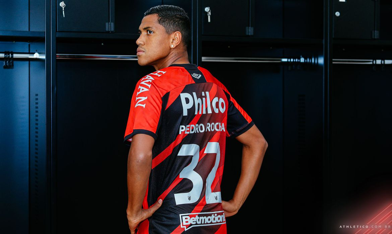 atletico-paranaense-contrata-atacante-pedro-rocha,-do-spartak-moscou