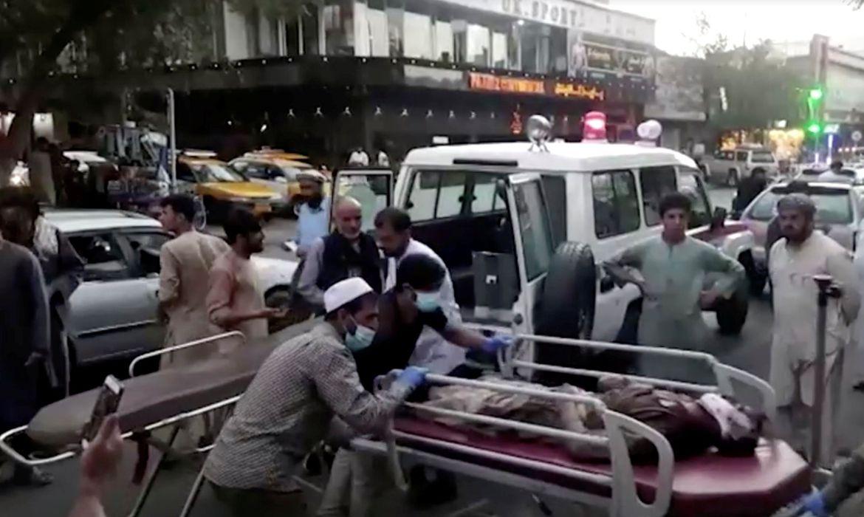 afeganistao:-novo-balanco-indica-pelo-menos-95-mortos-em-explosoes