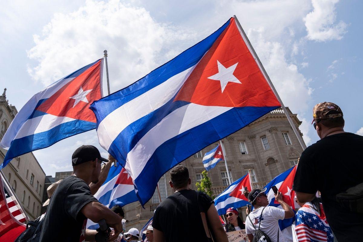 A explosão social como crime político em Cuba
