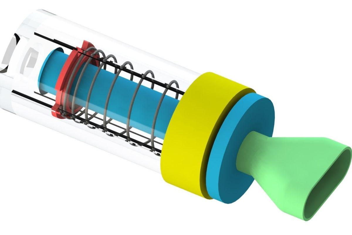 Aparelho respiratório permite terapia em casa para casos pós-Covid-19
