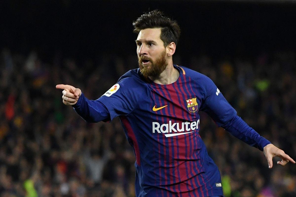 Barcelona anuncia a saída de Lionel Messi