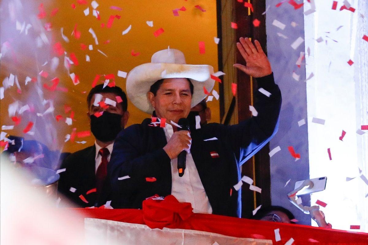 Castillo anuncia um gabinete inexperiente no Peru