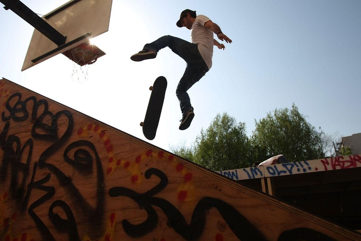 Com os bons resultados em Tóquio, Rio revitaliza pistas de skate