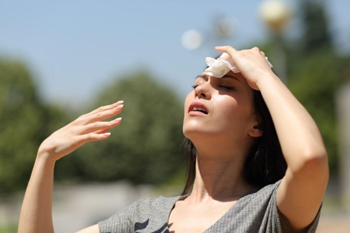 Como aliviar o mal-estar do tempo seco na hora de se exercitar