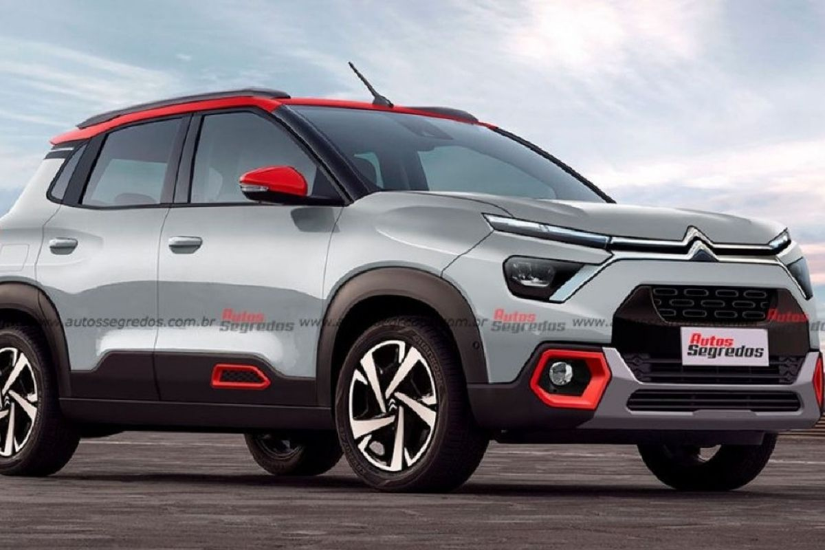 Data de apresentação do novo Citroën C3