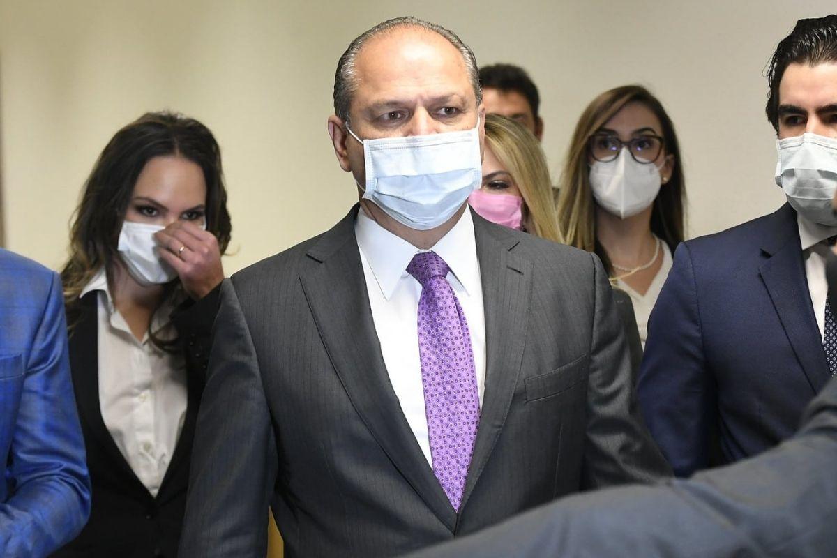 Depoimento de Ricardo Barros na CPI da Covid