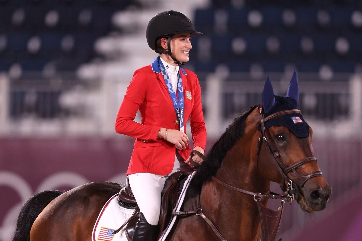 Filha de Bruce Springsteen foi prata nas Olimpíadas
