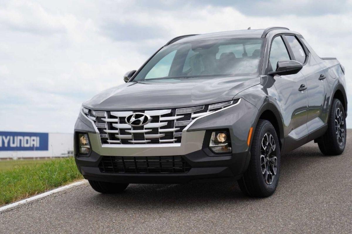 Galloper Hyundai lança um novo SUV baseado em Santa Cruz