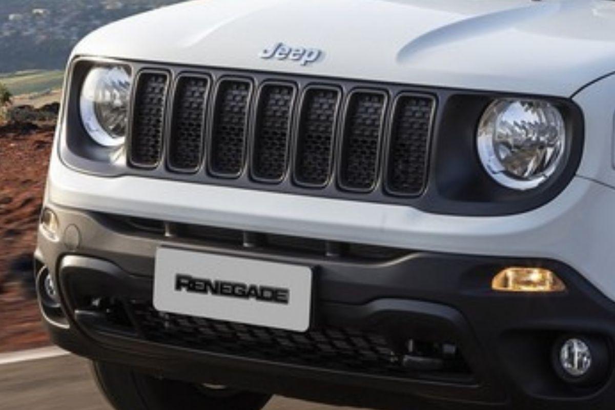 Jeep Renegade 2023 motores turbo e tração 4x4