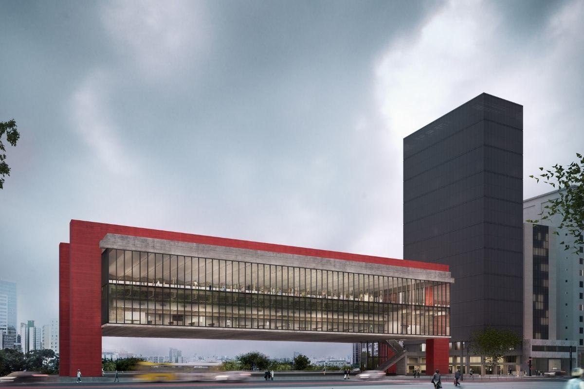 Masp terá expansão com prédio de 14 andares