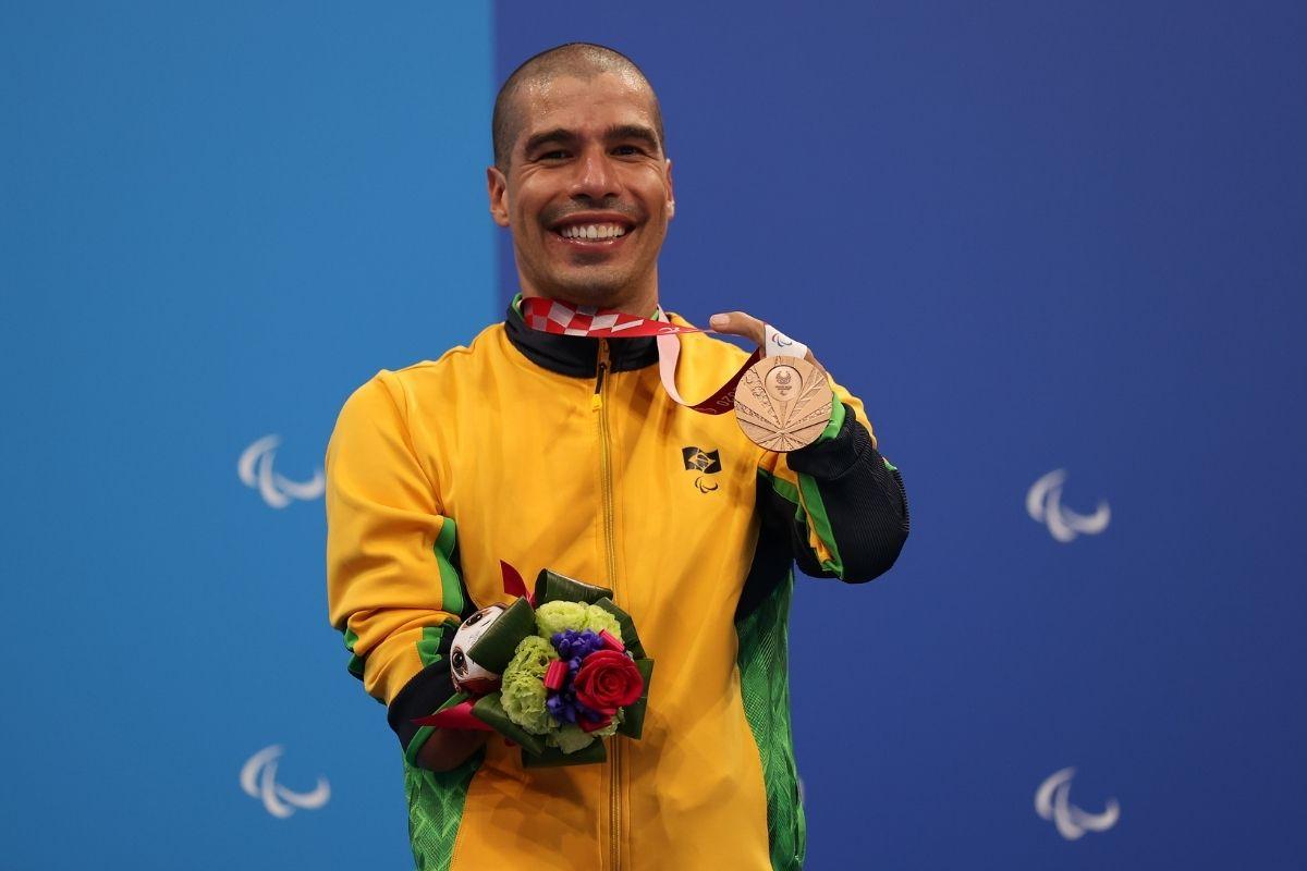 Natação Daniel Dias e Phelipe Rodrigues levam bronze em Tóquio