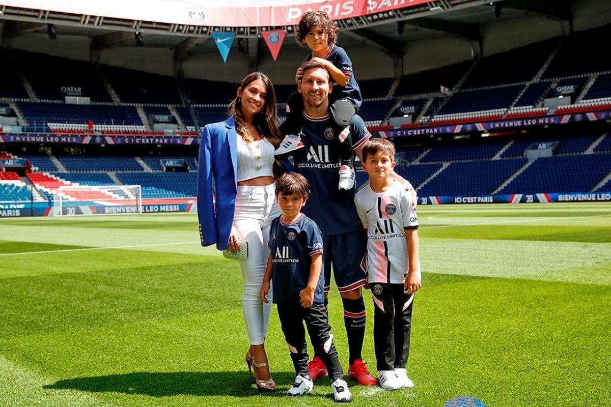 O luxuoso hotel onde Messi vai morar com a família