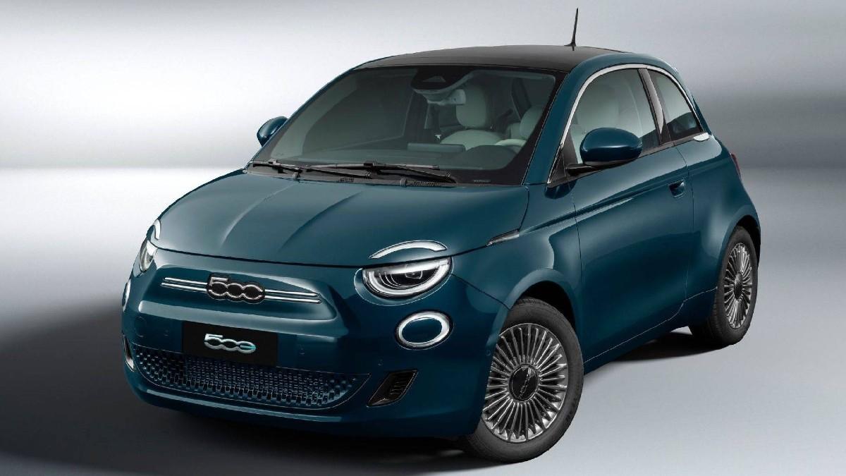 O novo Fiat 500 elétrico já é vendido no Brasil