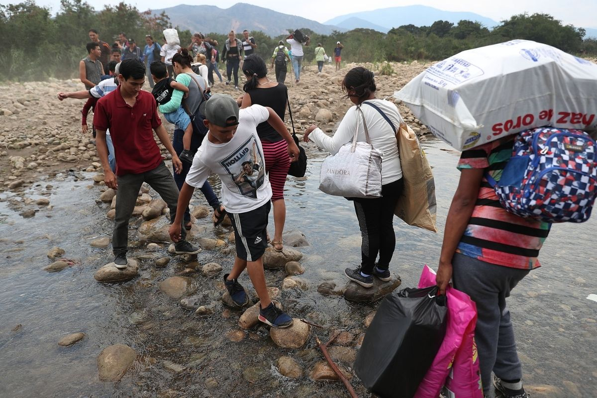 Operação Acolhida recebeu mais de 54 mil venezuelanos