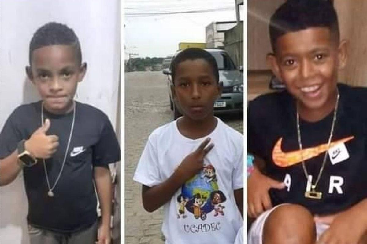 Rio: polícia diz que ossada encontrada não é de meninos desaparecidos