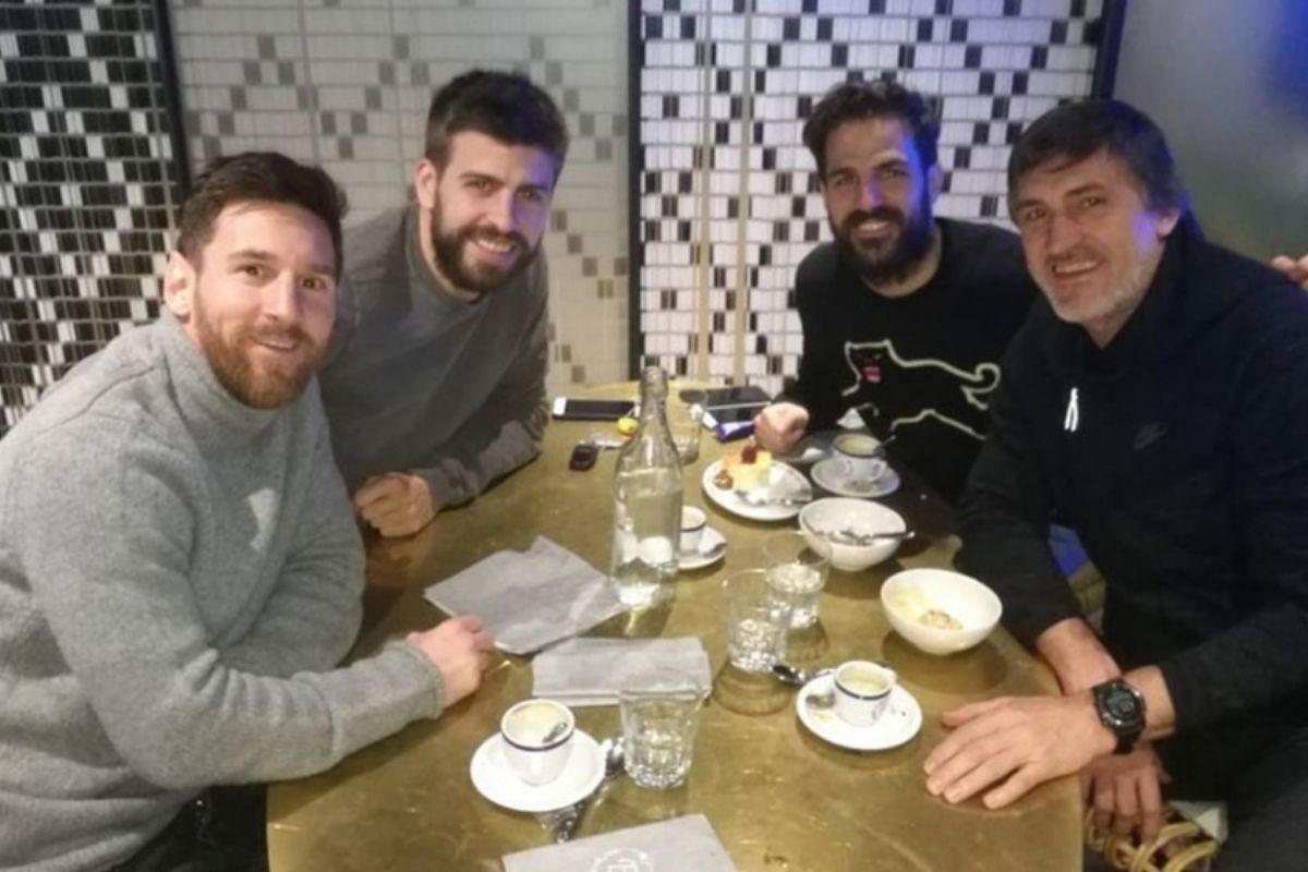 Pepe Costa, o seu segundo pai de Messi