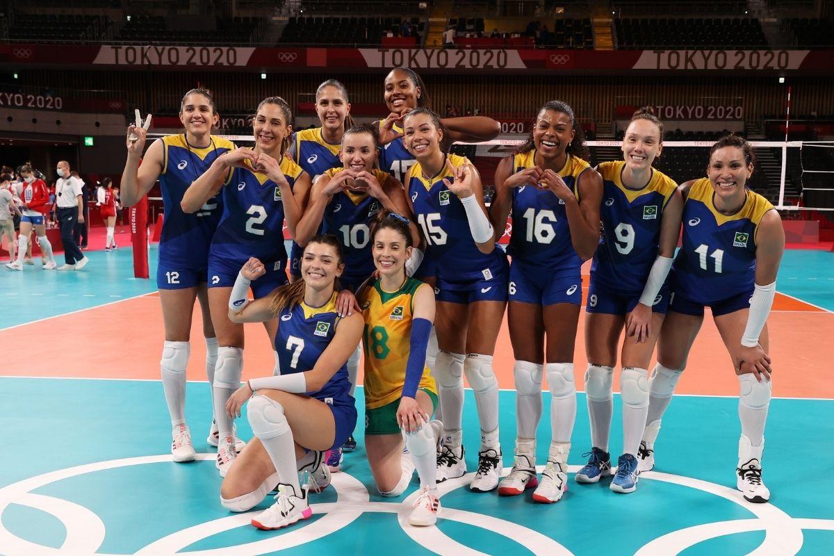 Seleção feminina de vôlei é convocada para Sul-Americano na Colômbia