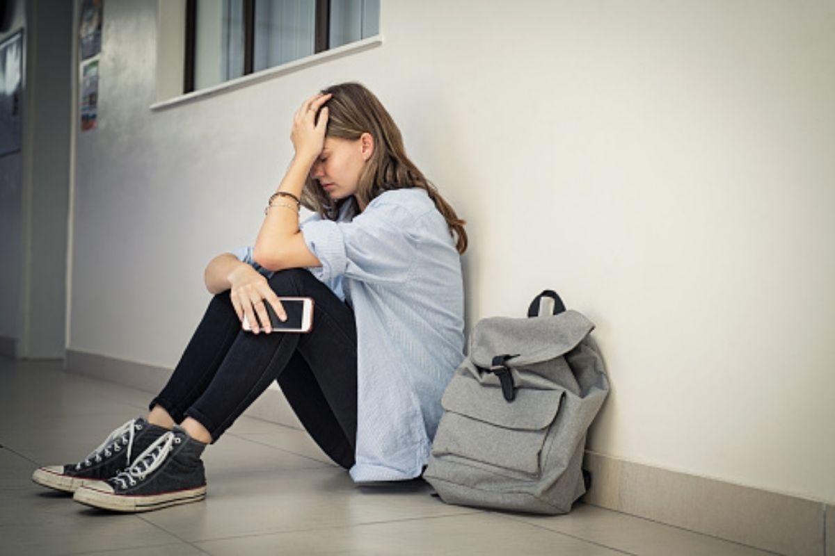 Síndrome de La Tourette quando o indivíduo perde o controle sobre o corpo