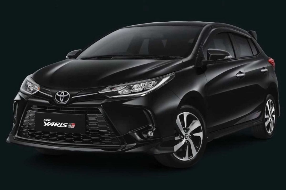 Toyota lançou o novo Yaris GR Sport