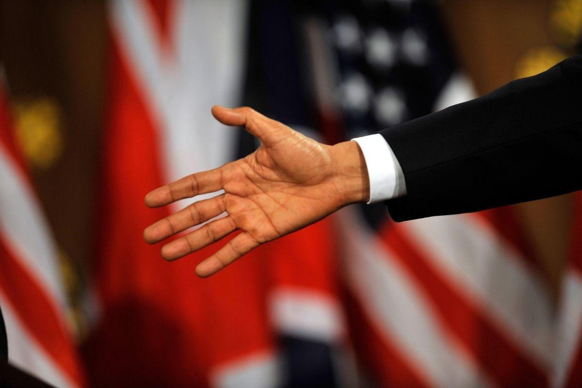 34% dos líderes mundiais foram educados nos EUA ou Grã-Bretanha