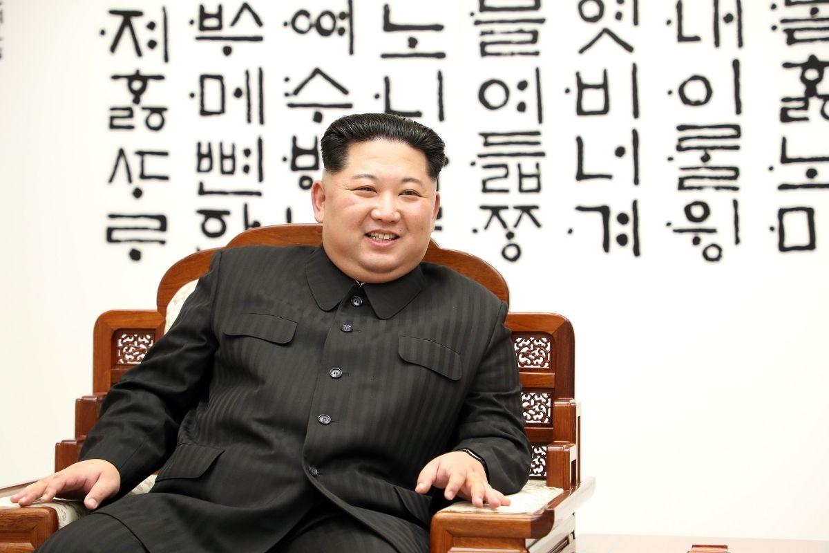 A enorme sensibilidade artística da dinastia Kim
