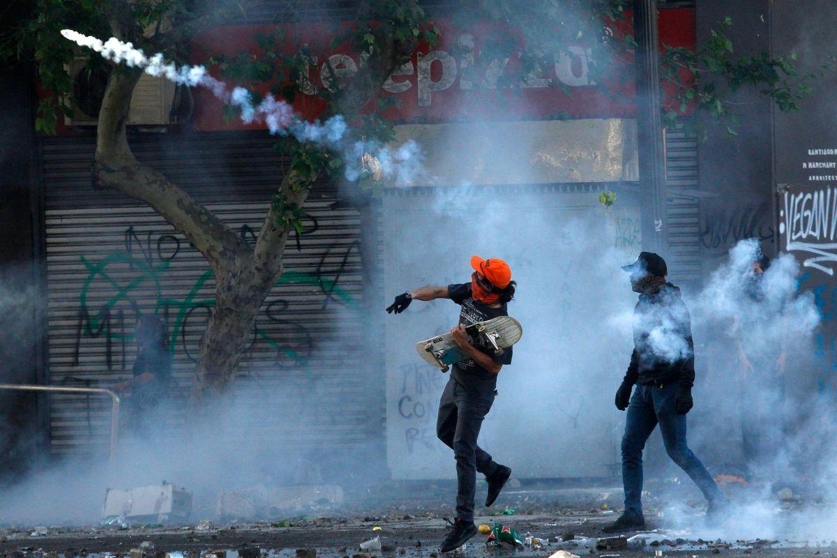 A explosão social na América Latina chegou