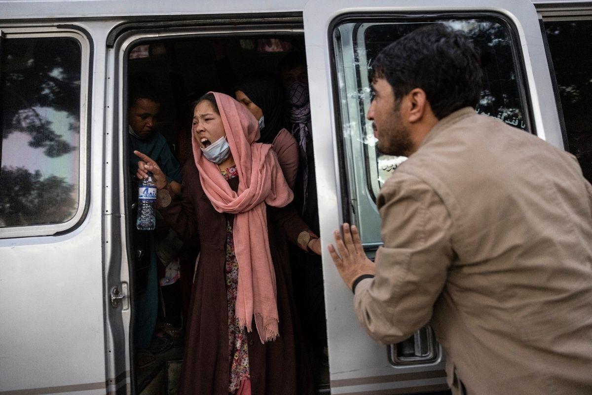 As afegãs e a revolta contra o patriarcado