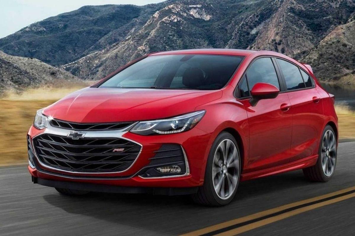 Chevrolet confirma lançamento do novo Cruze RS