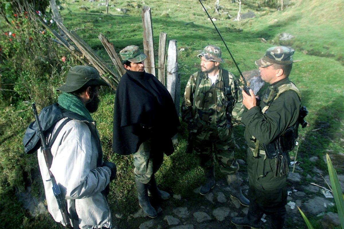 Colômbia, violência sem fim