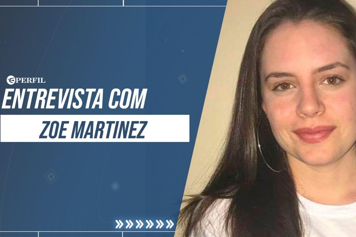Cubana naturalizada brasileira, Zoe Martinez alerta Meu país vive grave crise humanitária