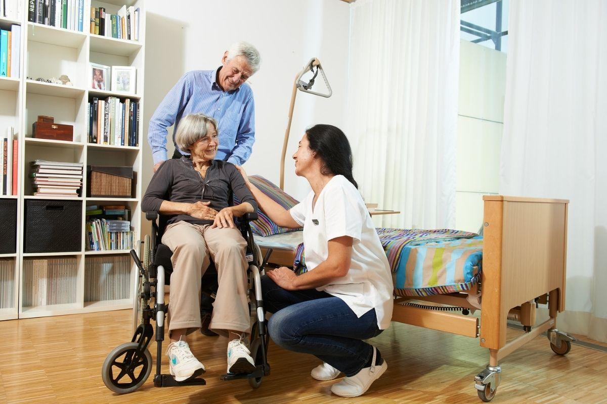 Estrutura hospitalar dentro de casa é possível
