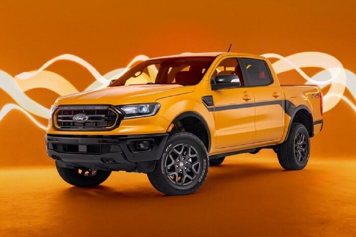 Ford Ranger Splash uma versão que está de volta