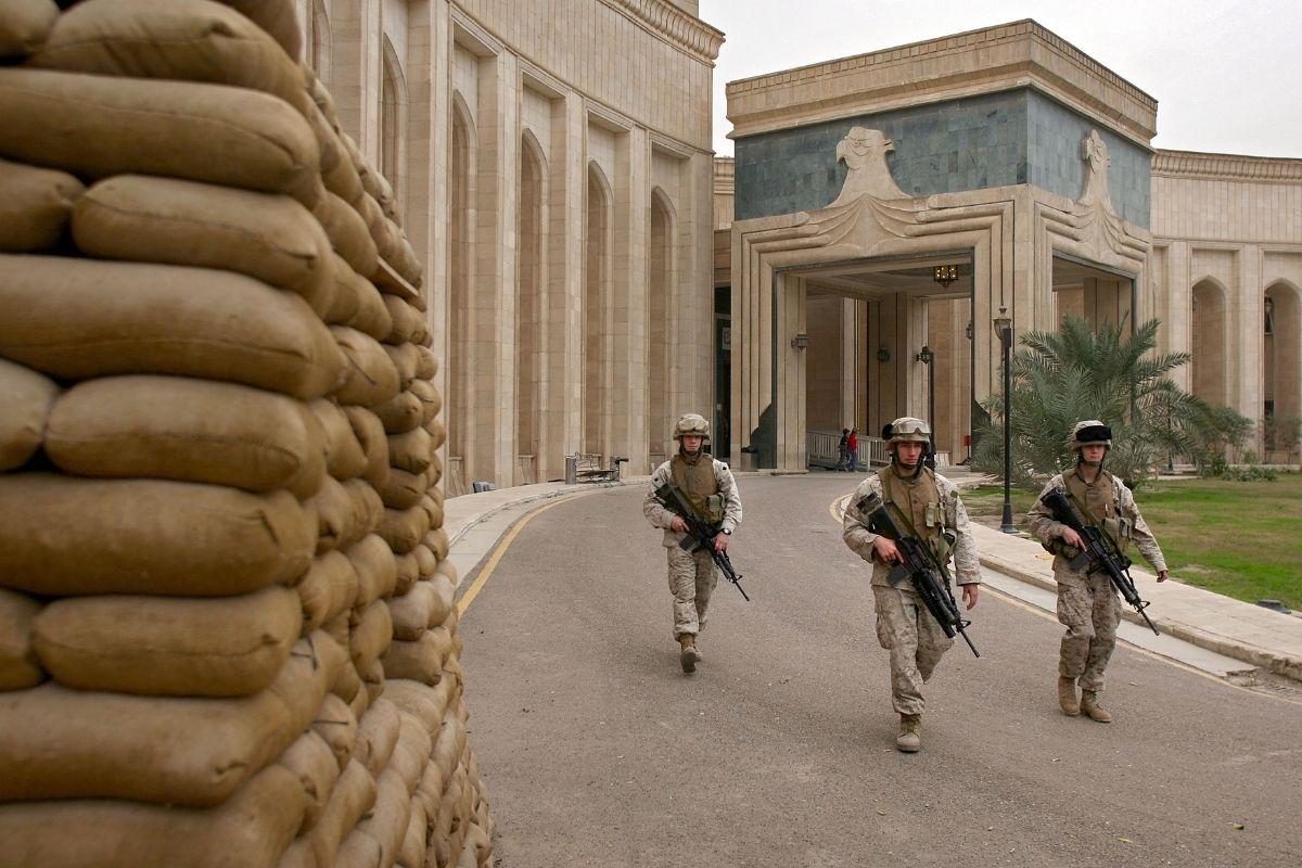 Hoje, Cabul; amanhã, Bagdá