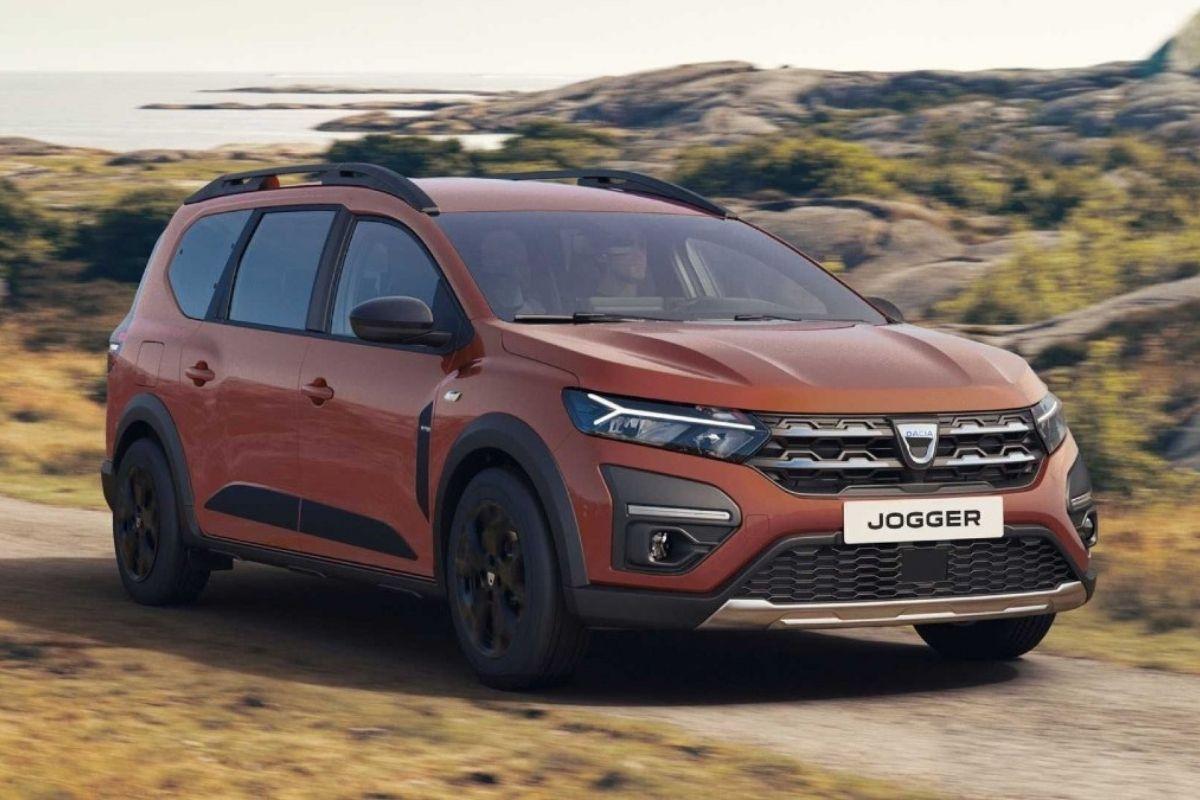 Jogger, a perua do novo Dacia Logan
