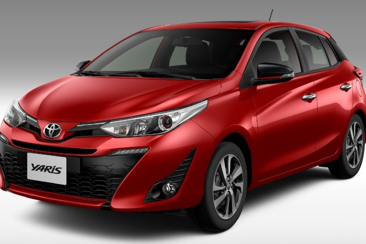 Nova geração Toyota Yaris para agosto de 2022