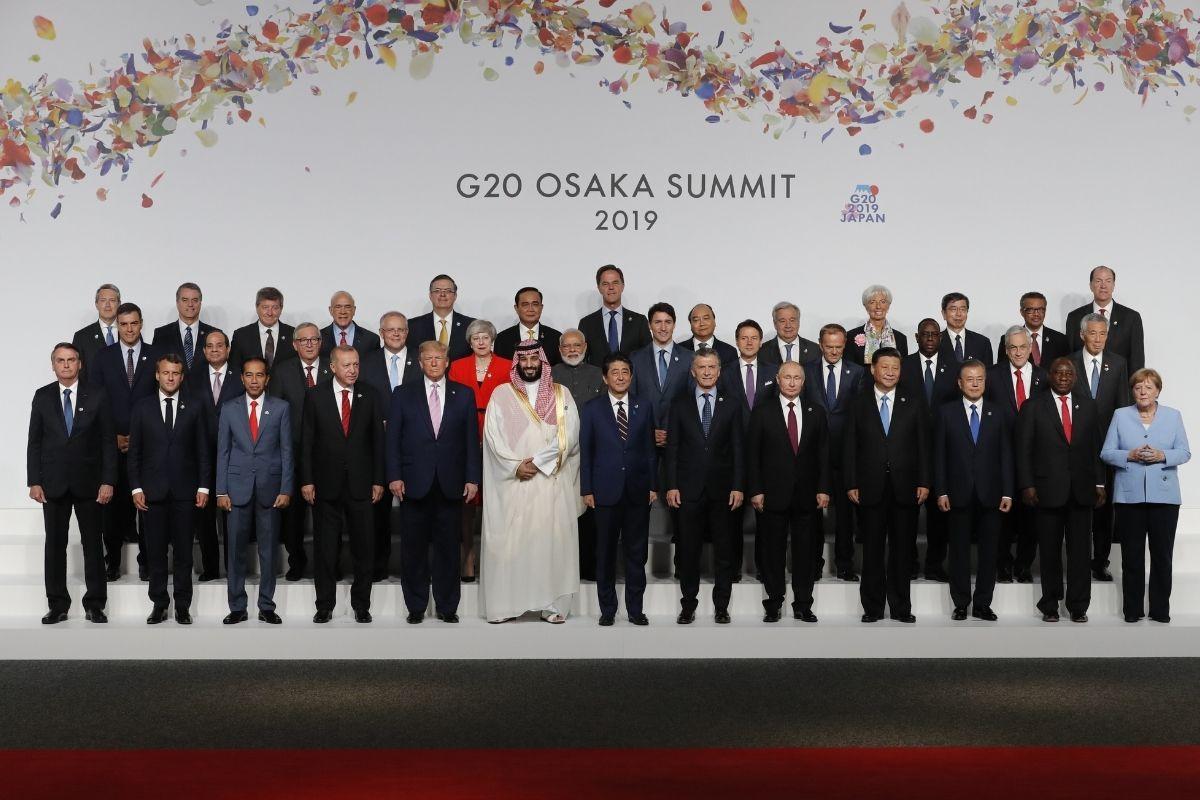 O triplo desafio do G20
