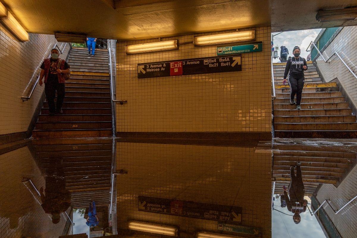 Passagem do furacão Ida causa mortes em Nova York