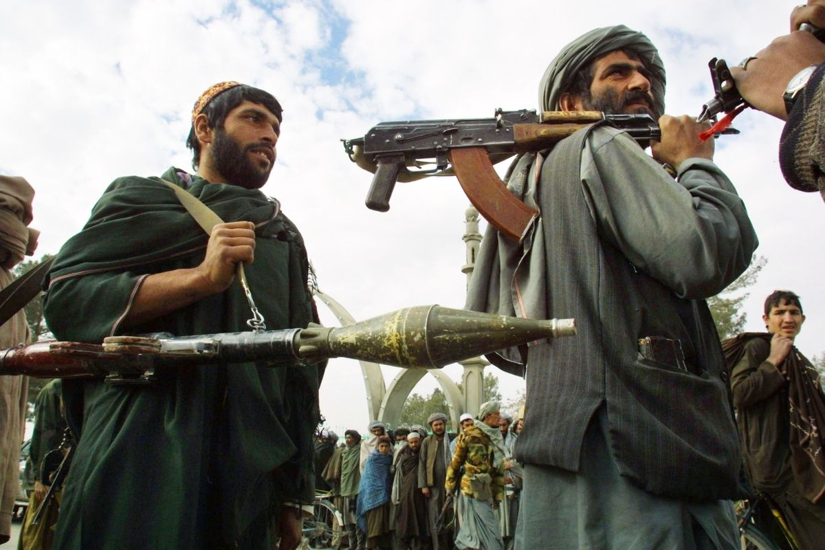 Por que os talibãs são os donos do tempo
