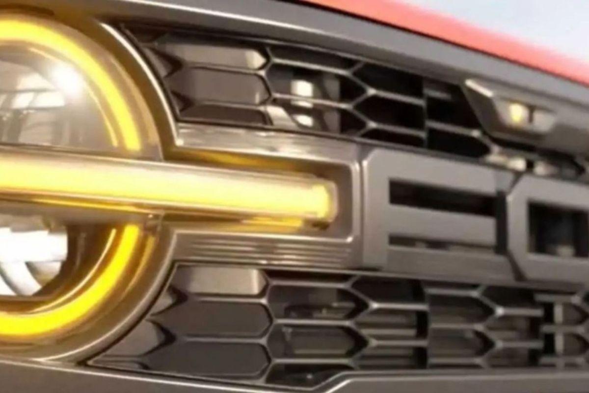 Primeira aparição do novo Ford Bronco Raptor